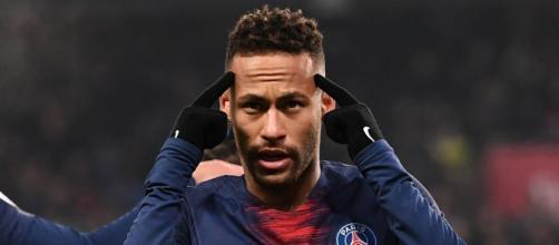 Neymar se rapproche d'un retour au Barça