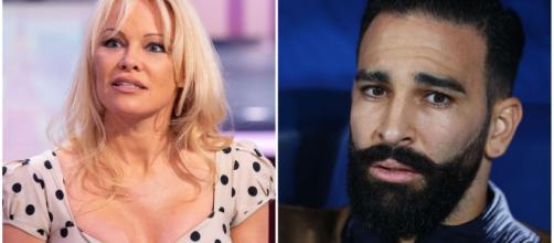Pamela Anderson et Adil Rami séparés ? La grosse boulette du ... - voici.fr
