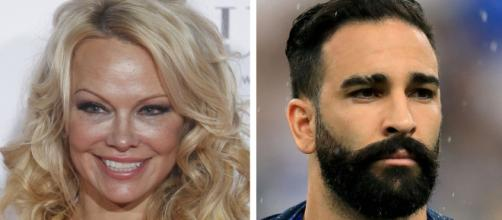 Pamela Anderson officialise sa rupture avec Adil Rami
