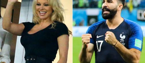 Pamela Anderson rompe con Adil Amil y publica una dura revelación