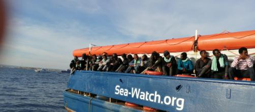 "Sea Watch a Lampedusa Salvini: ""Non entra"" - Live Sicilia - livesicilia.it"