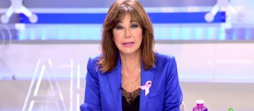 La presentadora Ana Rosa Quintana. / Telecinco