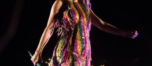 Taylor Swift saca una colección junto a Stella McCartney