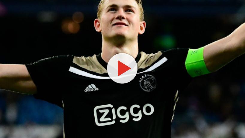 De Ligt-Juventus, filtra ottimismo nell'ambiente: Kean potrebbe andare all'Ajax