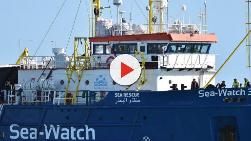 Migranti della Sea Watch fanno ricorso: Salvini si oppone, Cedu rigetta la richiesta