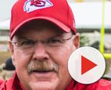 Andy Reid's family should be off limits at all times. [Image via U.S. Air National Guard Master Sgt. Michael Crane/Wikimedia Commons]