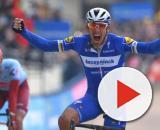 Philippe Gilbert, la vittoria alla Parigi Roubaix