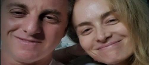 Angélica e Luciano se pronunciaram após alta de Benício. (Reprodução/ Instagram/ @lucianohuck)