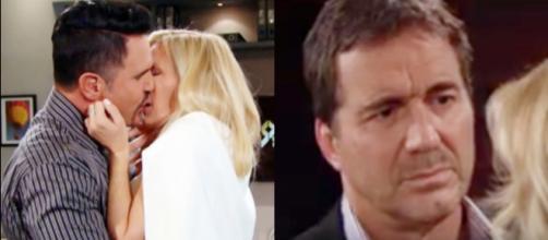 Beautiful, trame: Ridge scopre che Brooke l'ha tradito con Bill