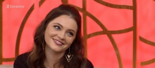 Cecília Dassi contou os motivos de ter mudado de carreira em uma participação no programa 'Encontro'. (Arquivo Blasting News)