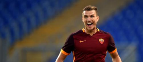 Dzeko potrebbe trasferirsi all'Inter