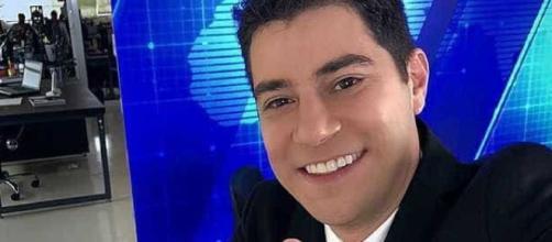Evaristo Costa pediu demissão da Globo. (Arquivo Blasting News)
