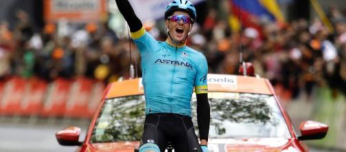 Fuglsang Jakob alla partenza del 106° Tour de France