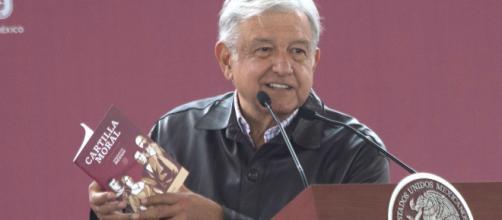 López Obrador explicó los lineamientos de la Estrategia Nacional de Lectura. - google.com