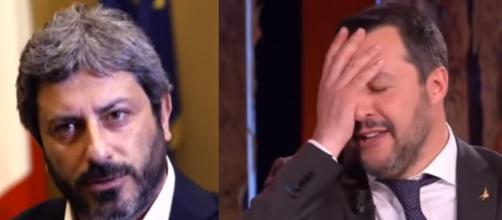 Roberto Fico dice parole che fanno riflettere sul M5S e che potrebbero urtare Salvini