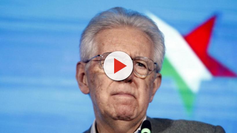Monti avverte M5S e Lega: 'Mai più premier nemmeno se me lo chiedono in ginocchio'