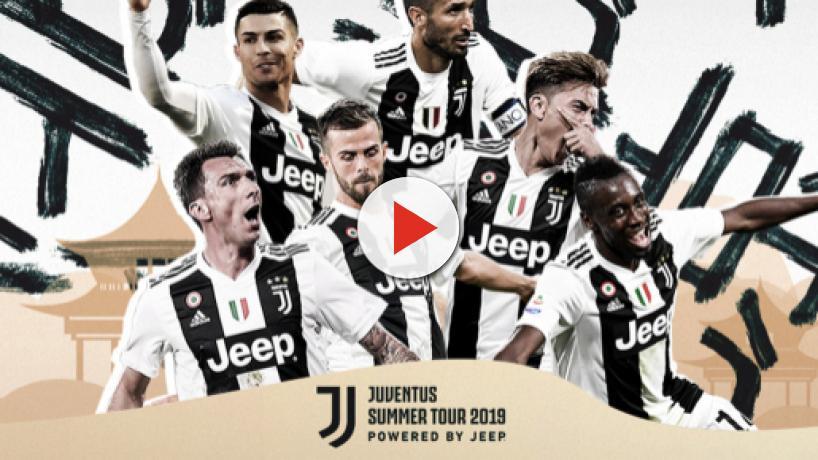 Amichevoli estive Juventus: raduno tra 8 e 10 luglio, primo test con il Tottenham