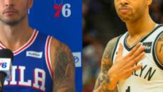 NBA Rumors: Lakers set meetings with D'Angelo Russell, JJ Redick and Pat Beverley