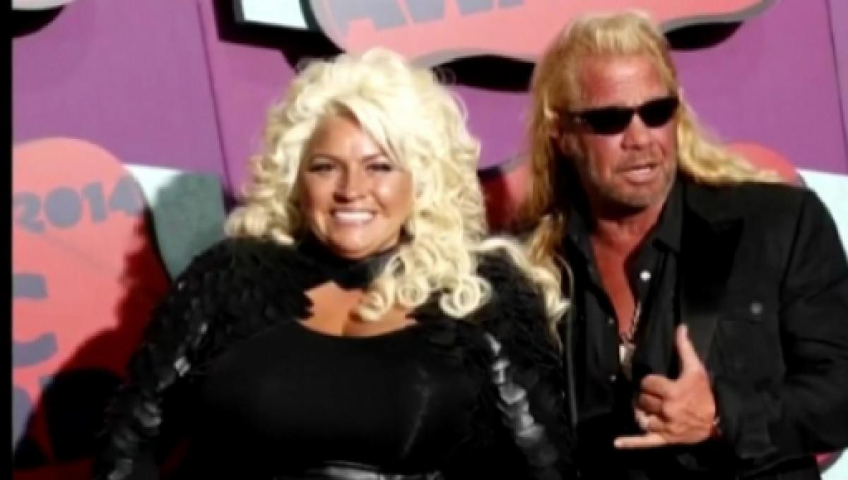 Beth Chapman of the TV reality show 'Dog the Bounty Hunter