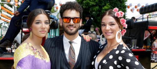 Alma Cortés, la hija pequeña de Raquel Bollo, está embarazada - larazon.es