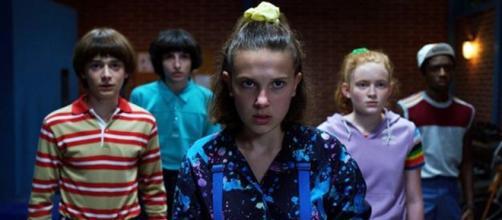 As férias de verão das crianças serão interrompidas por criaturas do Mundo Invertido. (Divulgação/Netflix)