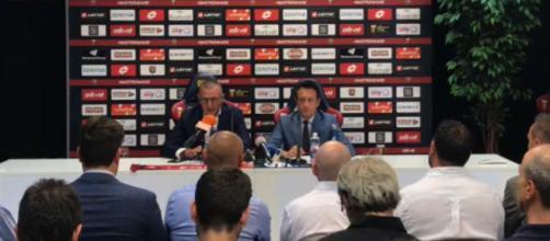 Genoa, Andreazzoli si presenta: 'So dove voglio arrivare, sprigioneremo forze notevoli'