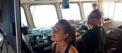 La mujer que desafía a Salvini, Carola Rackete