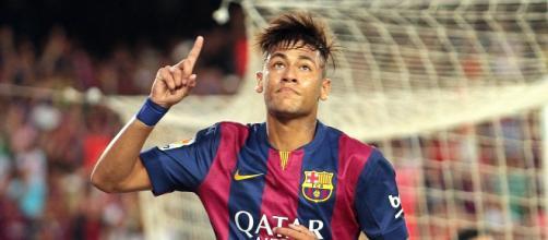 Neymar sera peut-être à nouveau sous les couleurs blaugranas