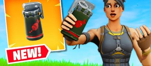 """Air Strike is coming to """"Fortnite Battle Royale."""" Credit: Fortnite Epic / YouTube"""
