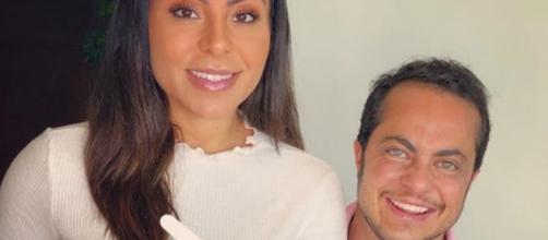 Casal teria esperado cerca de 3 meses para revelar a notícia da gravidez. (Reprodução/Instagram/@thammymiranda)