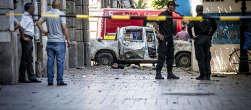 Le double attentat commis à Tunis revendiqué par l'Etat islamique - parismatch.com