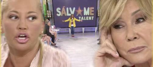 Belén Esteban y Mila Ximénez. / Telecinco