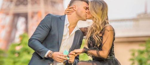 """O casal se conheceu durante o reality """"A Fazenda"""" (Reprodução/Instagram/@mazangrandi)"""