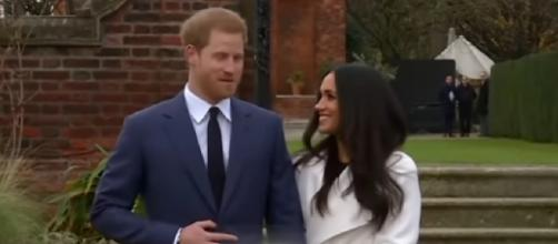 Prince Harry and Meghan Markle will travel to South Africa this fall. [Image source/Access YouTube video]