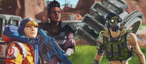 "Season 2 of ""Apex Legends"" is bringing challenges. [Source: PlayApex / YouTube]"