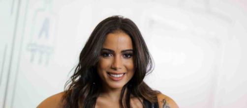 Anitta fala sobre empreendedorismo durante painel. (Arquivo Blasting News)