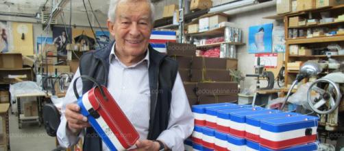 Annonay | La sacoche pour boules de pétanque de l'Élysée est ... - ledauphine.com