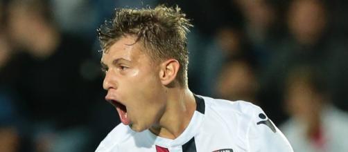 Barella, si mette male per l'Inter: la Roma avrebbe trovato l'accordo con il Cagliari - goal.com