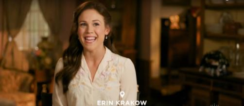 Fans of 'When Calls the Heart' and 'When Hope Calls' have reason to smile over the HFR5 convention. [Image source:Hallmark Channel-YouTube]