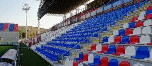 Lo stadio comunale Ezio Scida di Crotone