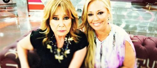 Mila Ximénez reprocha a Belén Esteban no haberla dicho que se casará - blastingnews.com