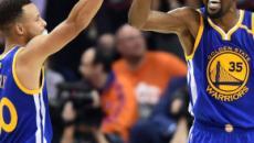 Finali NBA: Golden State vince Gara 2 a Toronto e porta la situazione in parità