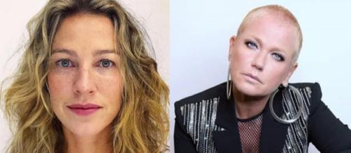 As apresentadoras Xuxa Meneghel e Luana Piova falaram publicamente sobre os abusos sofridos. (Reprodução/Instagram/@luapio/@xuxamenegheloficial)