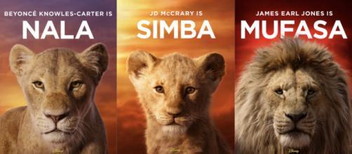 """Le Roi Lion"""" dévoile ses personnages - cinetelerevue.be"""