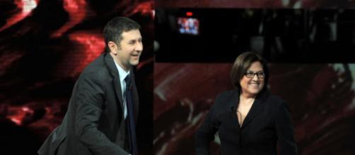 Lucia Annunziata critica Fabio Fazio