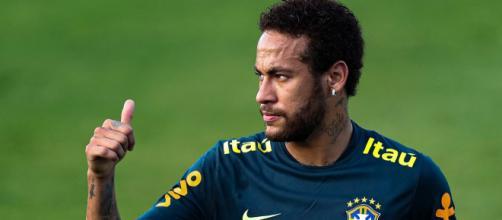 Neymar é acusado de estupro em Paris. (Arquivo Blasting News)