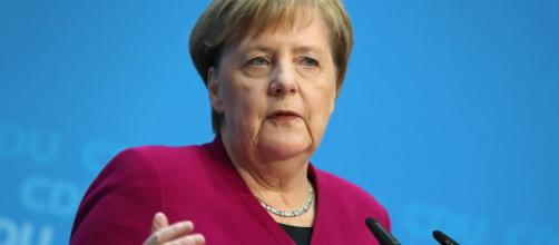 Google Images API - German Chancellor Angela Merkel