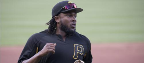 Josh Bell was named an All-Star for the first time this season. [Image Source: Flickr | Keith Allison]