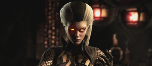 La reine Sindel aux pouvoirs mystiques est prête à en découdre dans Mortal Kombat 11 - moddb.com