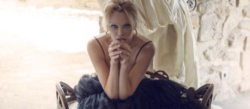 Pamela Anderson asegura que su ex-novio ha amenazado a su hijo
